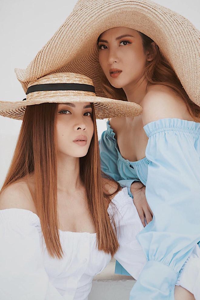 Những cặp chị em gái được khen ngợi về nhan sắc của showbiz Việt-6