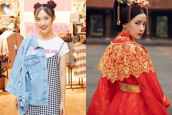 Khoác màu áo mới cho hit mới của em Cám Chi Pu, liệu hotgirl Khánh Vy có còn được yêu thương?-1