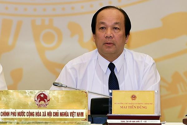 Bộ trưởng Mai Tiến Dũng nói về việc Đoàn Thị Hương về nước-1