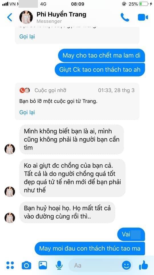Thánh nữ Mì Gõ Phi Huyền Trang bị tố giật chồng và nghi vấn lộ clip nóng 8 giây quan hệ bất chính-4