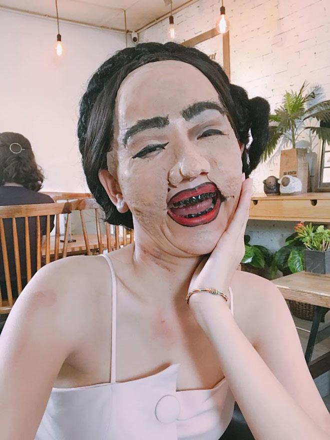 Ngoài clip 8s đang sục sôi mạng xã hội, Phi Huyền Trang từng bị chỉ trích trọng sắc khinh tài khi tham gia show hẹn hò nổi tiếng-3