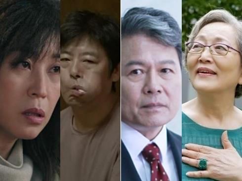 9 gương mặt diễn viên gạo cội xứ Hàn phim nào cũng thấy