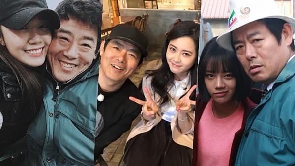 9 gương mặt gạo cội xứ Hàn phim nào cũng thấy-1