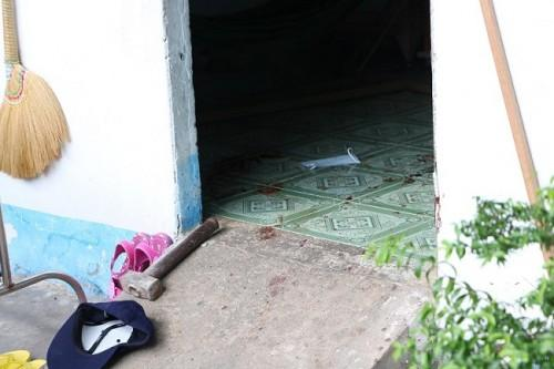 Bình Dương: Nghi án chồng giết vợ rồi tự tử bất thành do ghen tuông-2