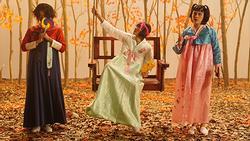 Khán giả cười xỉu với độ lầy lội và đẹp gái của boygroup mới nổi trong 'Ước hẹn mùa thu'