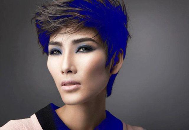 SHOCK: Hoàng Thùy quyết định cắt tóc ngắn y chang HHen Niê để chinh chiến Miss Universe 2019?-7