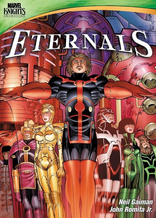 Angelina Jolie xác nhận sẽ hóa thân thành Sersi trong The Eternals của Marvel?-1