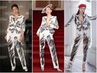 Lâm Tâm Như, nữ tỷ phú Jamie Chua và 1 hoa hậu bị Tóc Tiên 'dìm hàng' không thương tiếc khi cùng diện bộ suit phá cách