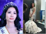 CHÍNH THỨC: Á hậu Hoàng Thùy nối gót HHen Niê chinh chiến tại Miss Universe 2019-11