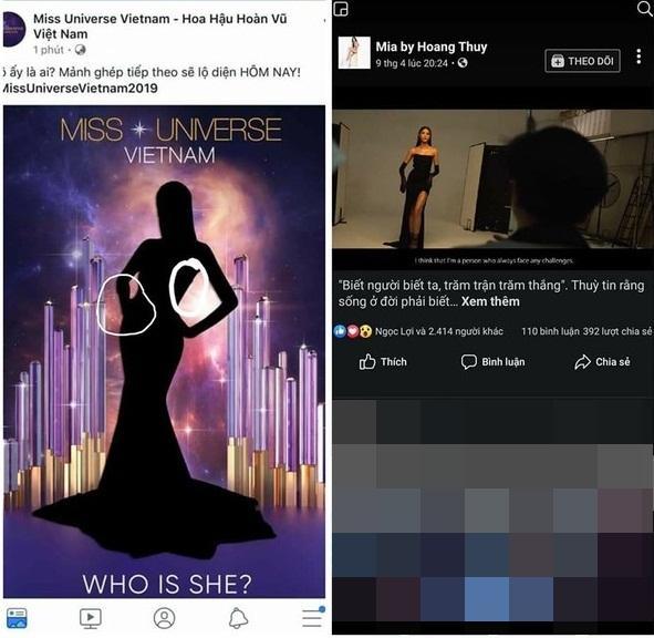 Lộ ảnh Mâu Thủy mới là người đeo dải băng Việt Nam thi đấu Miss Universe 2019 chứ không phải Hoàng Thùy?-2
