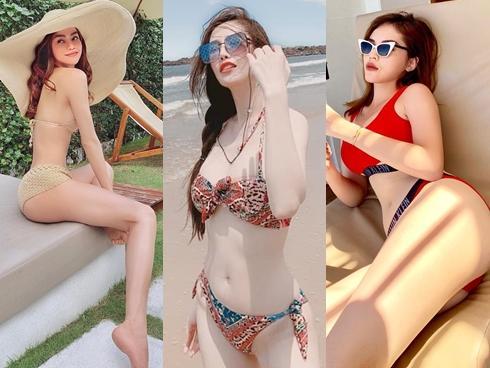 Angela Phương Trinh không tham gia đường đua bikini đầu hè
