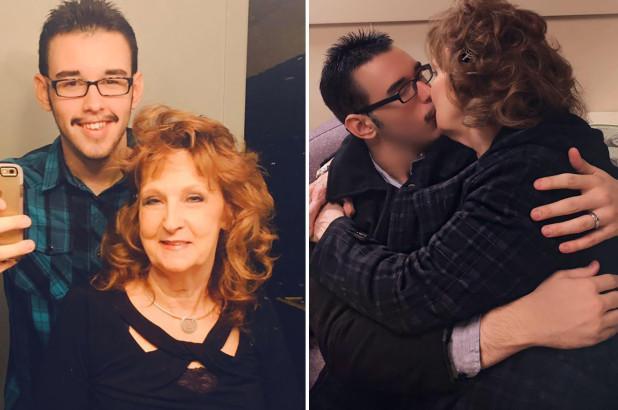 Chàng trai 19 yêu say đắm cụ bà 72 tuổi và đêm tân hôn đáng nhớ-1