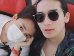 Sau tuyên bố là vợ chồng, Ngô Kiến Huy và BB Trần lại gây sốt với ảnh tình tứ làm đẹp cho nhau-11