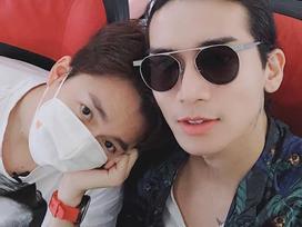 Không còn 'thả thính' online, Ngô Kiến Huy bất ngờ xác nhận là 'vợ chồng' với BB Trần