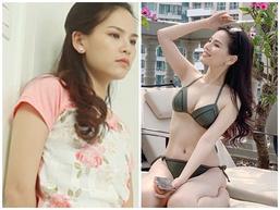 'Thánh nữ Mì Gõ' bị nghi lộ clip nóng Phi Huyền Trang từng có thời ngực xẹp lép trước khi sở hữu body bốc lửa