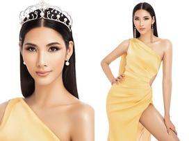 CHÍNH THỨC: Á hậu Hoàng Thùy nối gót H'Hen Niê chinh chiến tại Miss Universe 2019