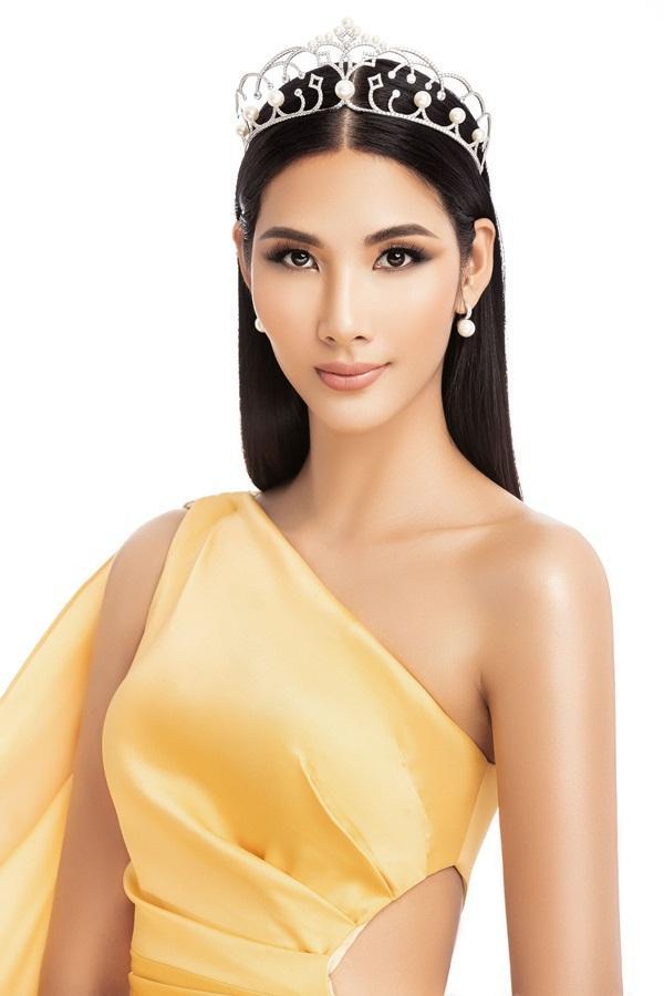 CHÍNH THỨC: Á hậu Hoàng Thùy nối gót HHen Niê chinh chiến tại Miss Universe 2019-1