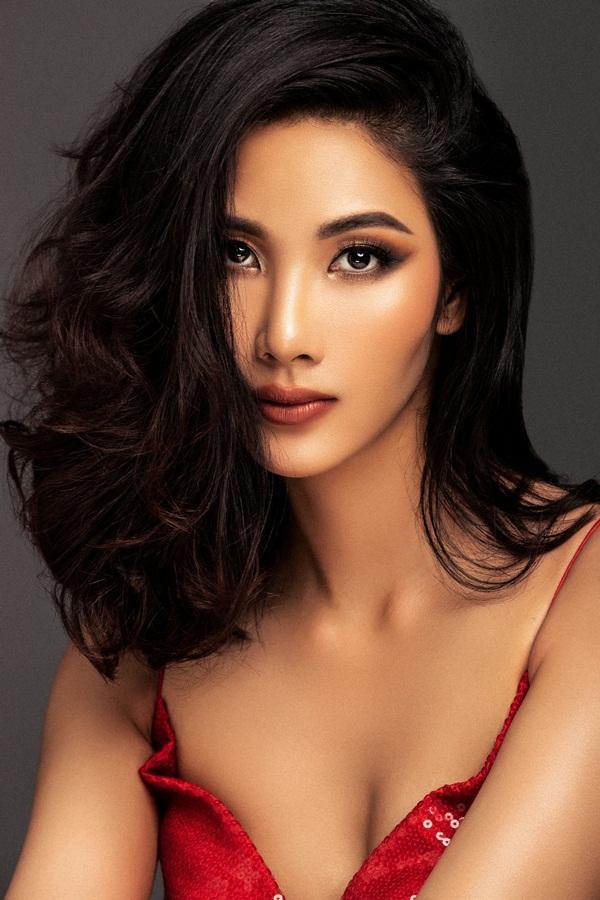 CHÍNH THỨC: Á hậu Hoàng Thùy nối gót HHen Niê chinh chiến tại Miss Universe 2019-7