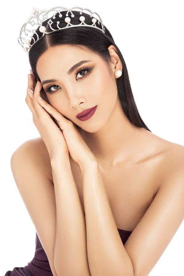 CHÍNH THỨC: Á hậu Hoàng Thùy nối gót HHen Niê chinh chiến tại Miss Universe 2019-6