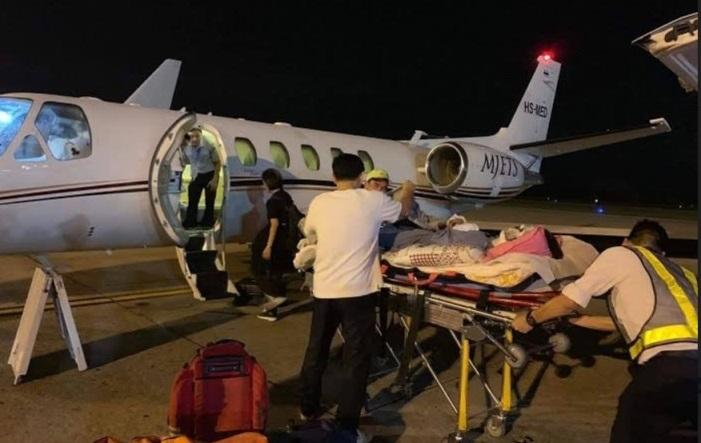 Việt kiều bị tạt axit, cắt gân chân: Công bố điểm nhận dạng 2 nghi phạm-2