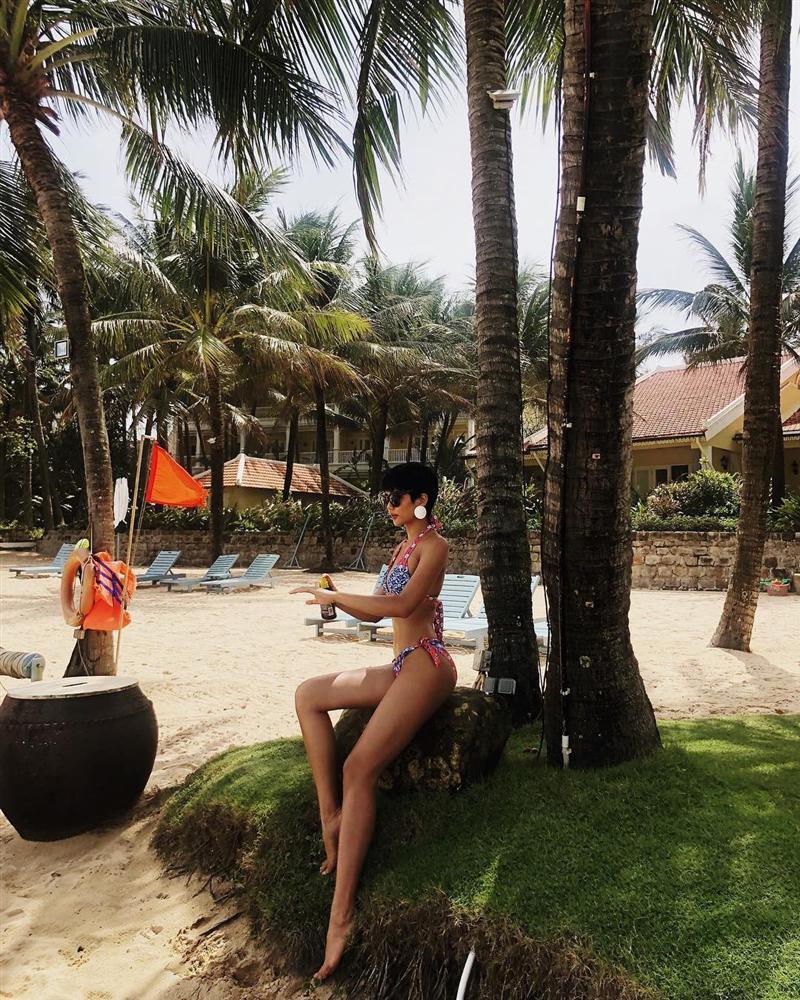 Vừa thông báo Hoàng Thùy tiếp bước thi Miss Universe, HHen Niê lại đốn tim fan với một bảo bối-10