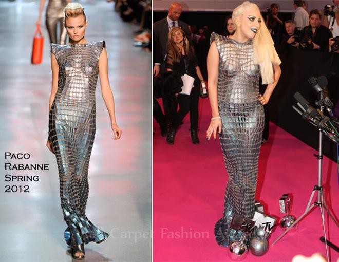 Lady Gaga làm lố lột đồ 3 lần ở Met Gala 2019 cũng chưa thảm họa bằng bộ cánh thịt sống cực gắt 1 thời-13