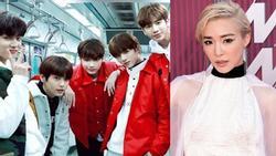 Im thin thít cả tuần khiến fan sốt ruột, công ty BTS chính thức lên tiếng về lùm xùm trùng tên fandom của TXT và Tiffany