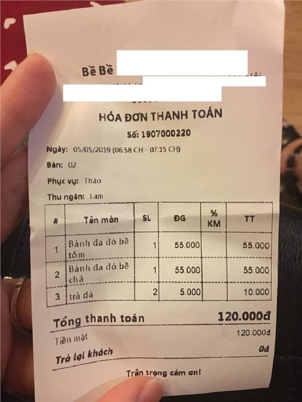Quán bánh đa bề bề của hotgirl Trâm Anh bị chê nhạt nhẽo, ăn phí tiền-4