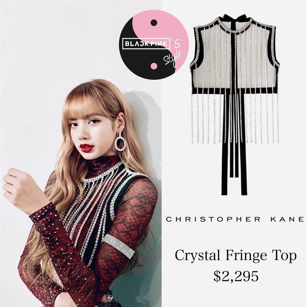 Stylist thừa nhận đặt hàng nhà thiết kế nhái váy hòng giúp ca sĩ Bảo Anh chất hơn bản gốc Lisa (BlackPink)-3