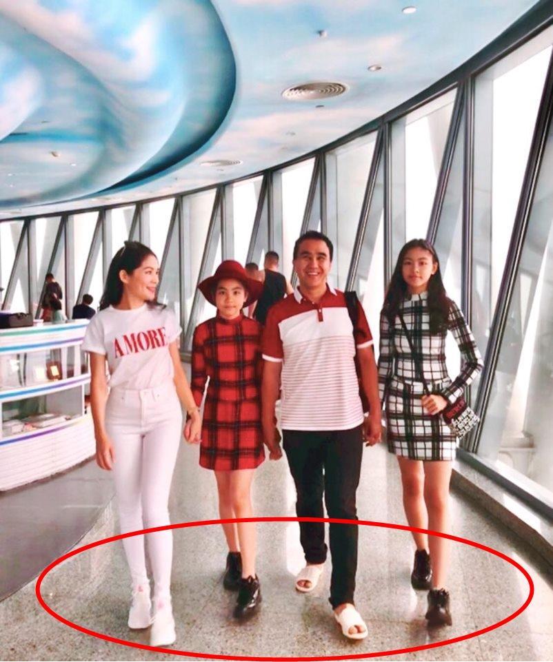 Cư dân mạng đòi hải quan tịch thu một thứ đồ rất đáng yêu của MC Quyền Linh khi đi du lịch với gia đình-3