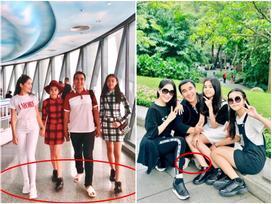 Cư dân mạng 'đòi' hải quan tịch thu một thứ đồ rất đáng yêu của MC Quyền Linh khi đi du lịch với gia đình
