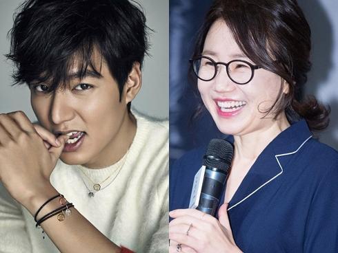 Lee Min Ho đóng phim của ê-kíp Hậu duệ mặt trời