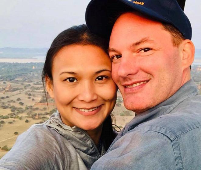 Khép lại hôn nhân với diva Hồng Nhung, chồng cũ ngoại quốc đang tận hưởng những ngày tháng hạnh phúc bên người vợ mới-10