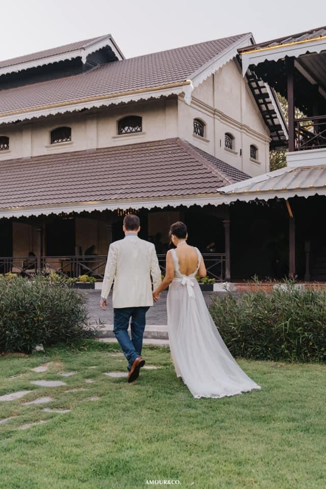 Khép lại hôn nhân với diva Hồng Nhung, chồng cũ ngoại quốc đang tận hưởng những ngày tháng hạnh phúc bên người vợ mới-5