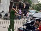 Bắt giữ kẻ tâm thần sát hại bố đẻ tại Hà Nội