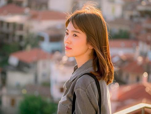 Song Hye Kyo Danh xưng ngôi sao Hallyu là gánh nặng