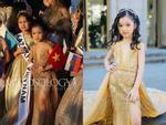 Đại diện Việt Nam đăng quang Hoa hậu Hoàn vũ nhí thế giới 2019-6