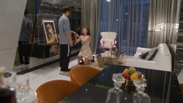 Đám cưới đẹp như mơ của Bình An và Lan Ngọc trong tập cuối Mối tình đầu của tôi-8