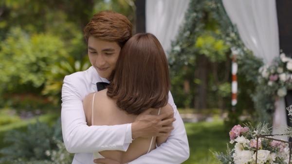 Đám cưới đẹp như mơ của Bình An và Lan Ngọc trong tập cuối Mối tình đầu của tôi-9