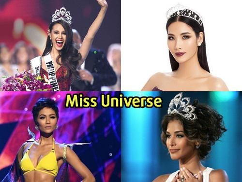 Hoa hậu Hoàn vũ - Miss Universe