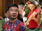 Hot girl Ngọc Miu và người tình trùm ma túy cùng mặc áo đỏ, chơi nổi với áo bông họa tiết hổ bình thản đến tòa