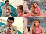 Taylor Swift tiết lộ ảnh thời bé mũm mĩm, mê đá bóng-4
