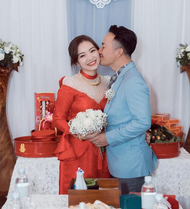 Bà xã Tiến Đạt tiết lộ mang thai sau 5 tháng cưới và được ông xã cưng như trứng mỏng-2