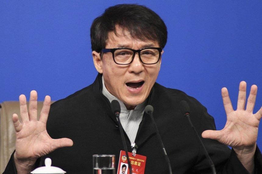 Nỗi nhục của Thành Long và các con bạc triệu USD ở showbiz Trung Quốc-1