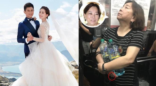 Lưu Thi Thi bị nghi trầm cảm sau sinh vì không thể hòa hợp nổi với mẹ chồng-3