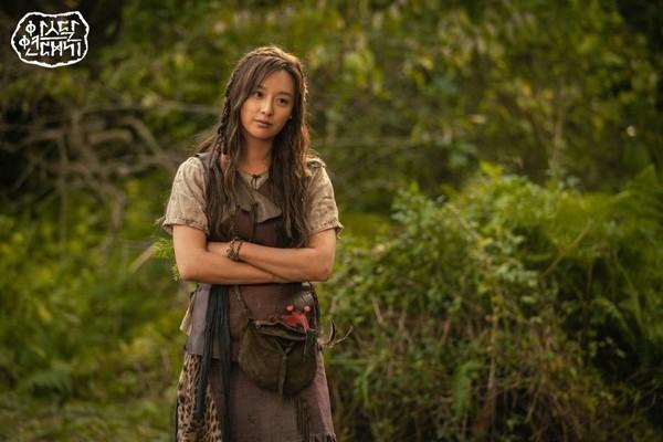 Đây là lý do Kim Ji Won nhận lời vào vai chiến binh cổ đại đầu tiên trong sự nghiệp-2