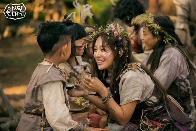 Đây là lý do Kim Ji Won nhận lời vào vai chiến binh cổ đại đầu tiên trong sự nghiệp-1