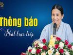 Bà Phạm Thị Yến tái xuất ở chùa Ba Vàng tham dự Lễ hội Phật đản-4