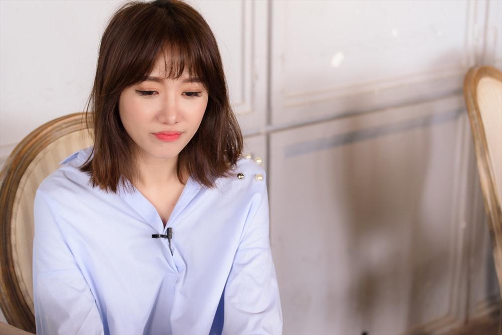 Đang hạnh phúc bên Trấn Thành, Hari Won ủ rũ đăng đàn gây hoang mang: Đáng lẽ tôi nên là đàn ông-2