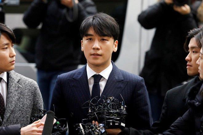 Cảnh sát yêu cầu bắt giữ Seungri vì nghi tham ô hơn 170.000 USD-1